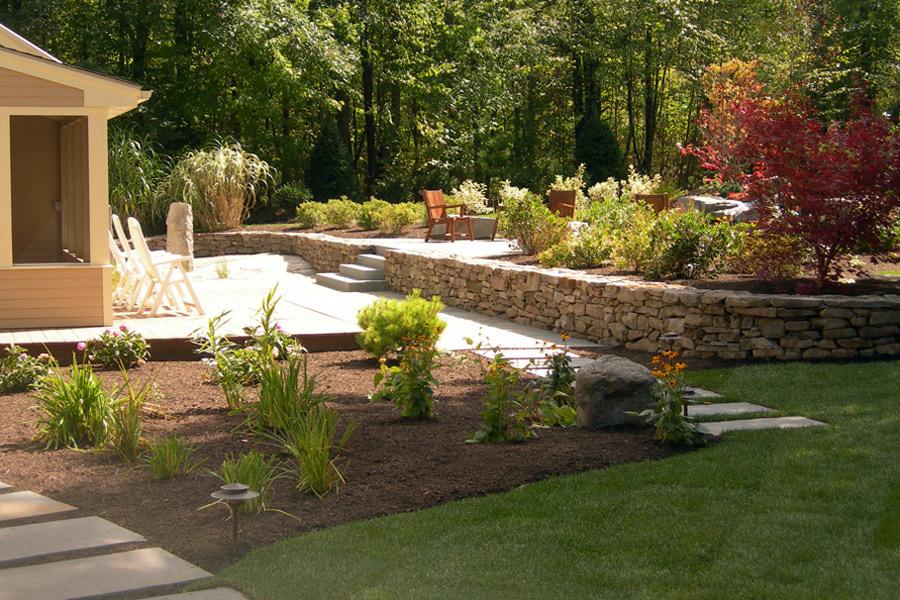 Landscaping designs pictures residential landscape design for Residential landscaping ideas