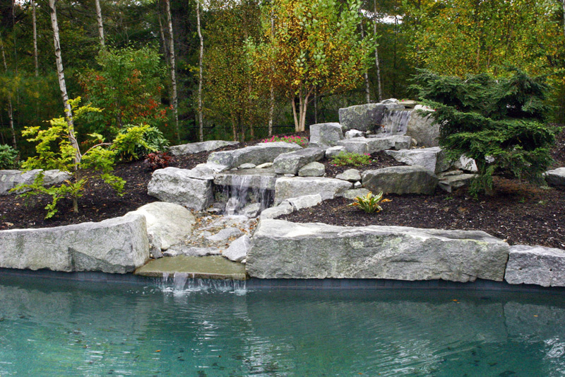Concord Nh Pool Design Nh Landscape Architects