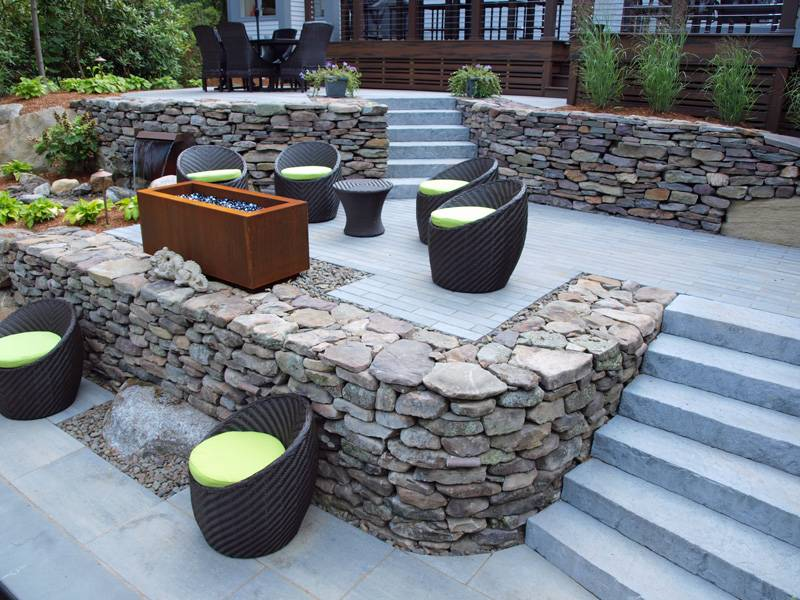 Nashua Nh Patio Design Terrain Planning And Design Nh Landscape Architects