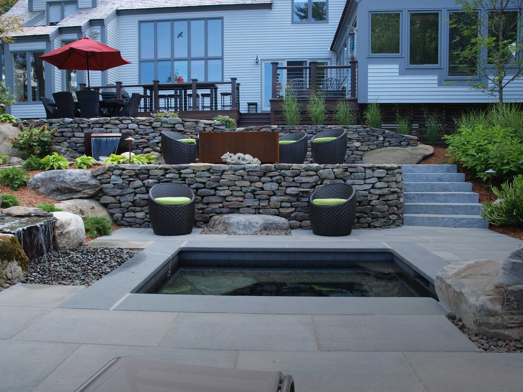 U201cOne Of The Few Landscape Design Companies That Will Design And Oversee The  Project U0027til The Finish. Great Company. Would Highly Recommend Their  Services.u201d
